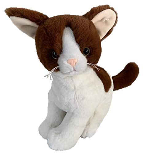 "Plushies Dogs and Cats 11/"" Plush Animal Toys Cornish Rex"