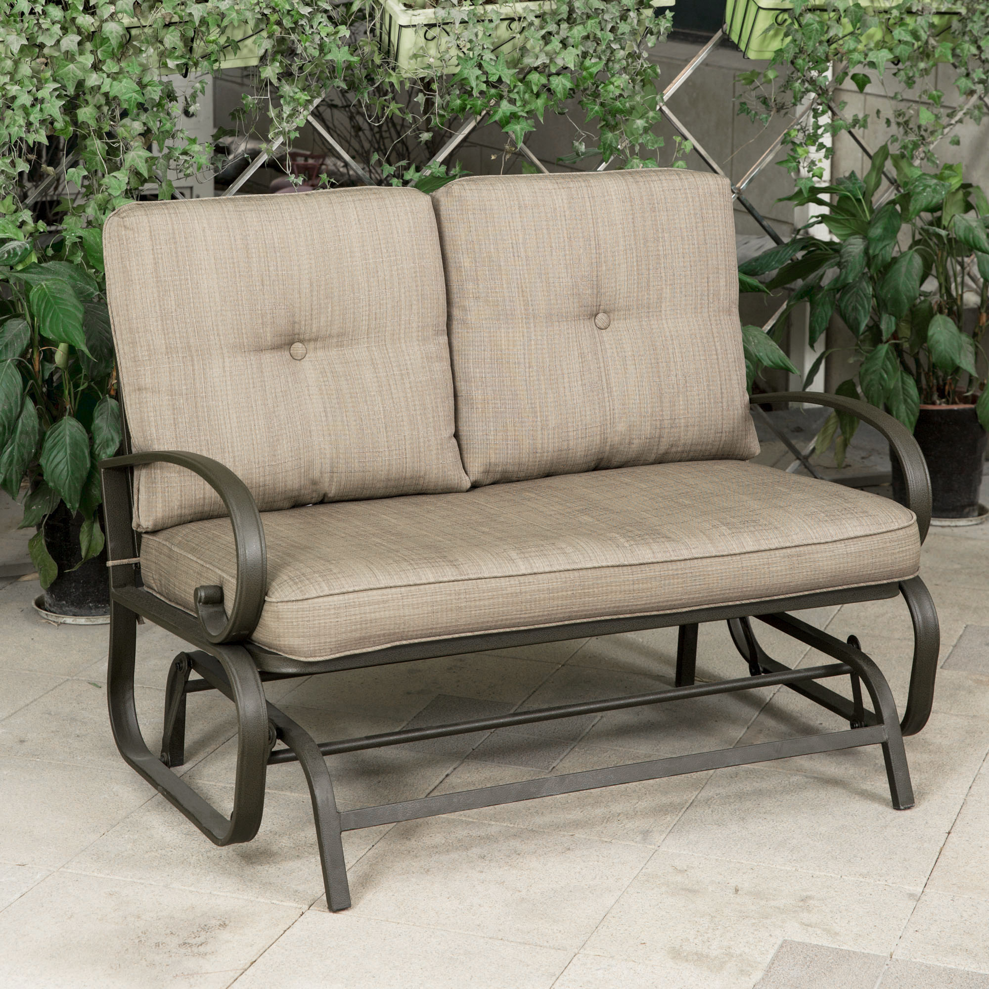 signature conversation ashley court outdoor design blue by sw gray loveseat abbots and chair set