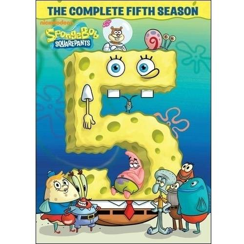 SpongeBob SquarePants: The Complete Fifth Season (Full Frame)