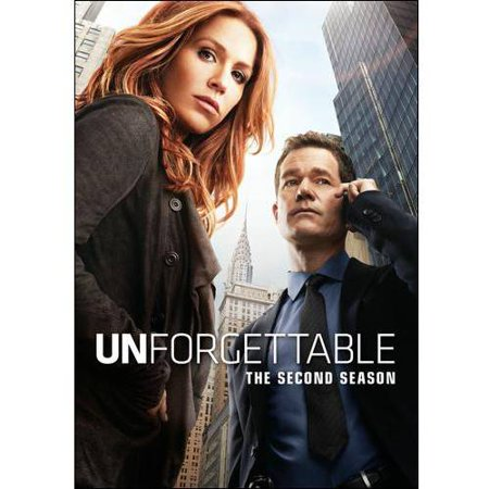 Unforgettable  Season Two  Widescreen