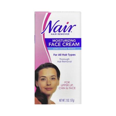 Rub 2 Ounce Cream - Nair Moisturizing Face Cream, 2 Ounce