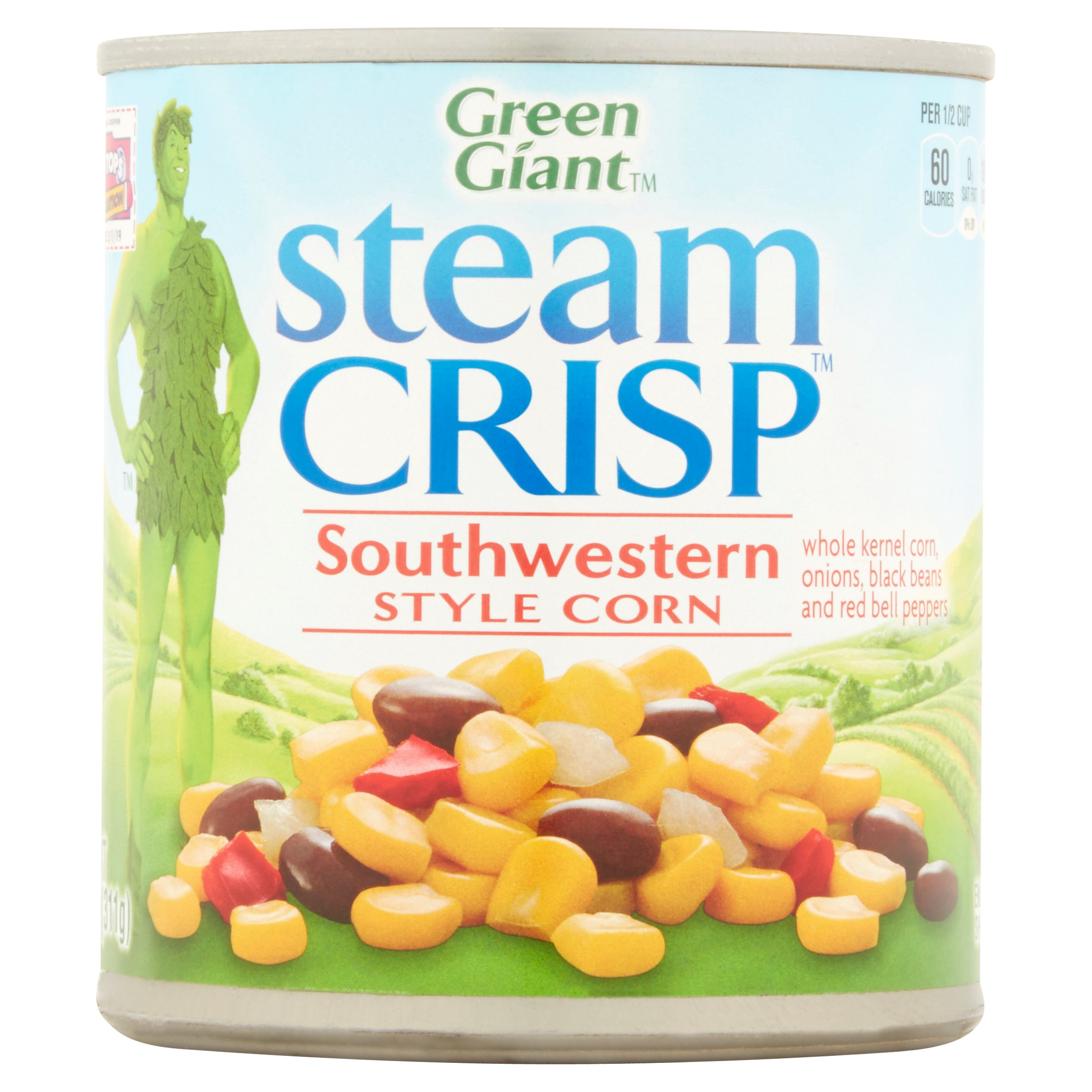Green Giant® SteamCrisp® Southwestern Style Corn 11 oz. Can