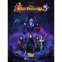 Descendants 3: Music from the Disney Channel Original Movie (Paperback)