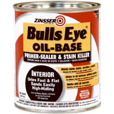 zinsser 03544 zinsser bulls eye qt oil base primer
