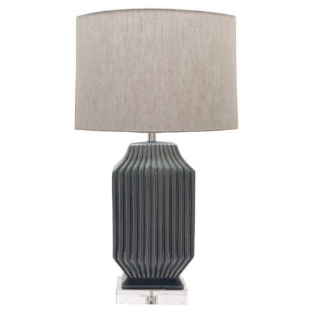 Surya Blacklake Bke Tbl Table Lamp