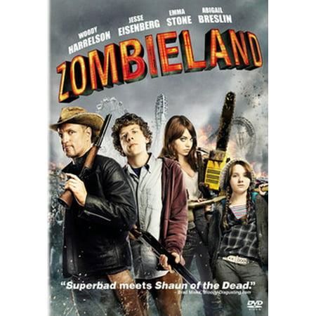 Zombieland (DVD) - Jesse Halloween
