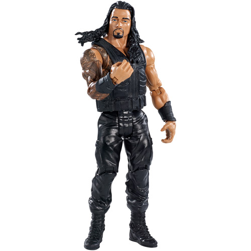Mattel Brands Wwe Basic Figure Assortment