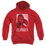 Rocky Clubber Lang Big Boys Youth Pullover Hoodie RED