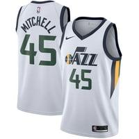 Donovan Mitchell Utah Jazz Nike Swingman Jersey - Association Edition - White
