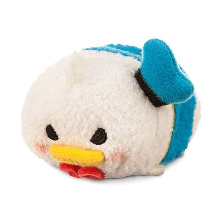 - Disney Mickey & Friends Donald Duck Plush [Angry, Mini]