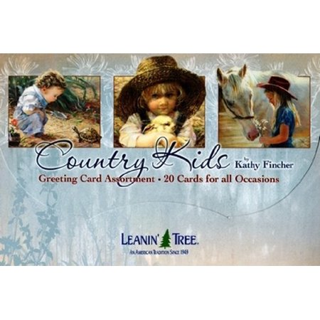 Leanin tree greeting cards country kids by kathy fincher ast90764 leanin tree greeting cards country kids by kathy fincher ast90764 20 m4hsunfo