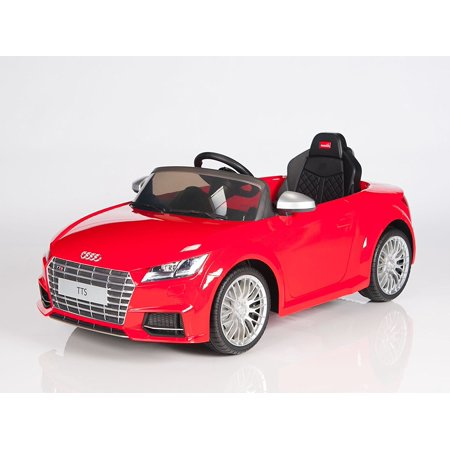 Luxury Licensed Audi TT Series V Electric Kids Ride On Toy Car - Audi electric toy car