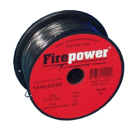 Firepower 1440-0230 E71t-gs Flux Cored Welding Wire .030