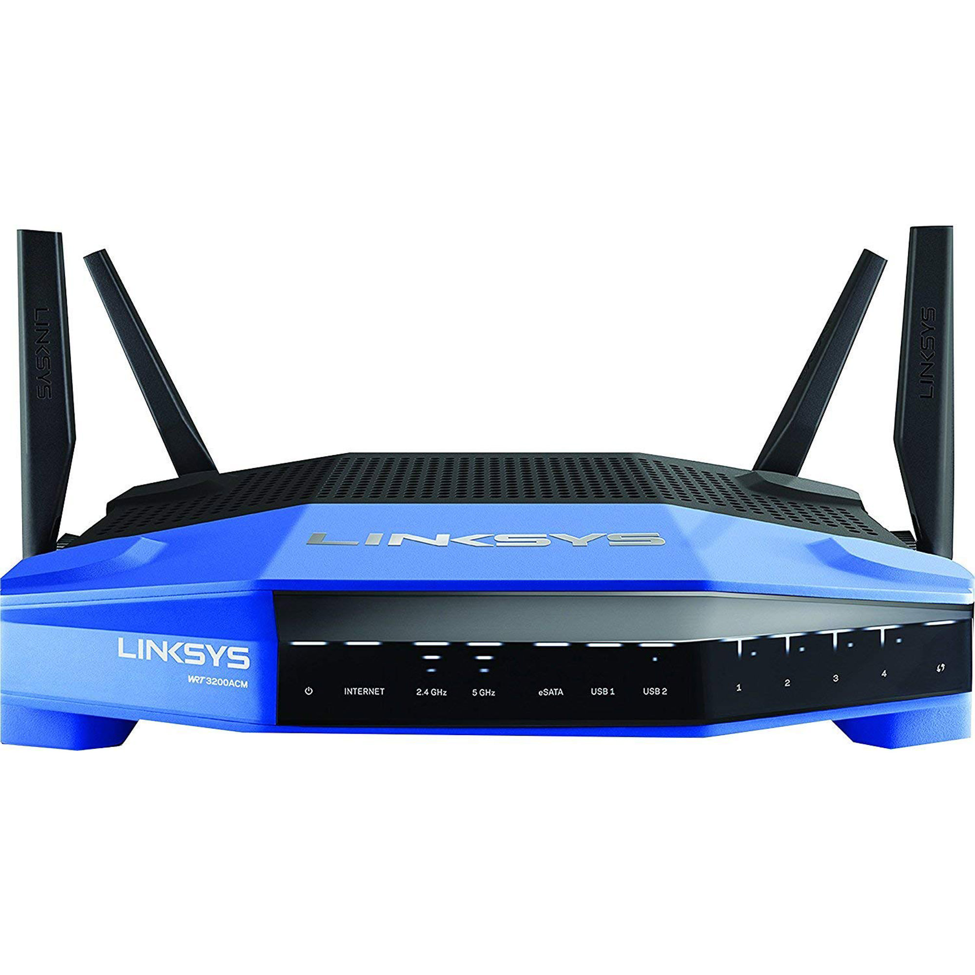 Linksys WRT3200ACM AC3200 MU-MIMO Gigabit Wi-Fi Router (Certified Refurbished)