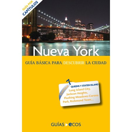 Nueva York. Queens y Staten Island - eBook