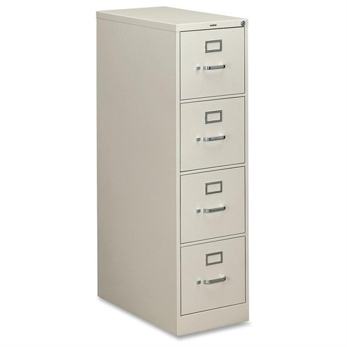 """Hon 310 Series Vertical File With Lock - 15"""" X 26.5"""" X 52..."""