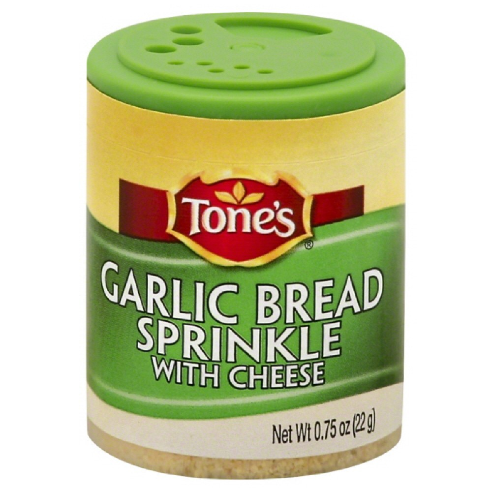 Tones Garlic Bread Sprinkle with Cheese