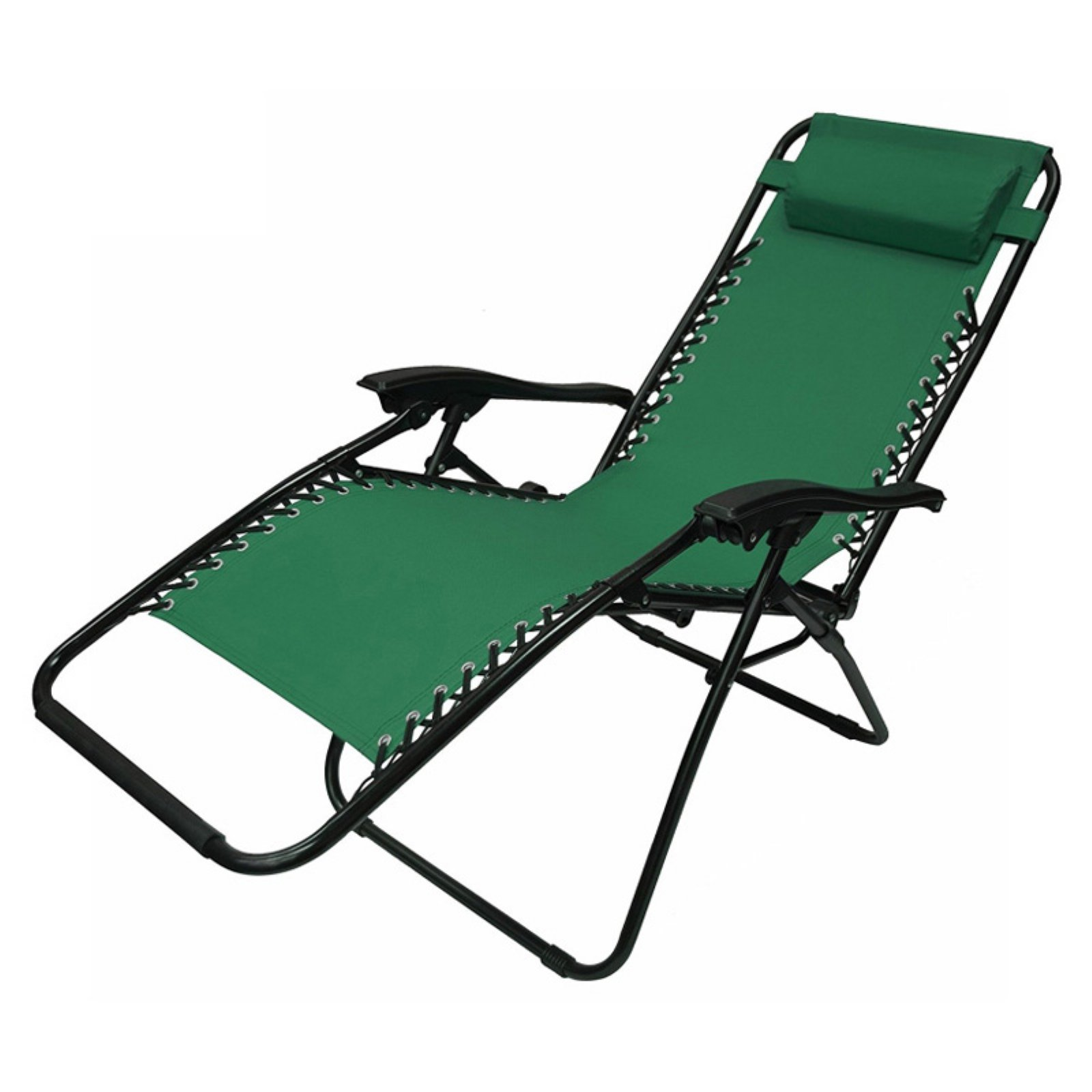 ALEKO Outdoor Patio Foldable Chaise-Longue Leisure Pool Beach Chair
