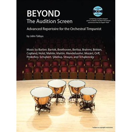 Beyond the Audition Screen: Advanced Repertoire for the Orchestral (Orchestral Repertoire Complete Parts)