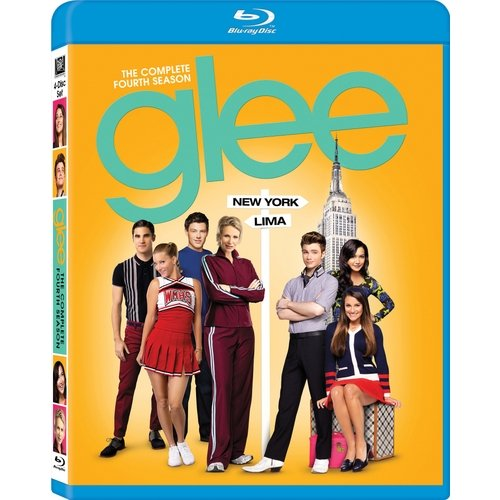 Glee: The Complete Fourth Season (Blu-ray) (Widescreen)