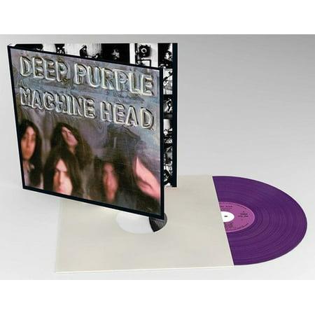 Machine Head (Purple Vinyl) (Limited Edition) (Deep Purple Machine Head 40th Anniversary Vinyl)