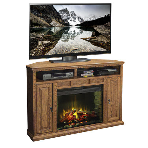 legends furniture scottsdale tv stand with electric