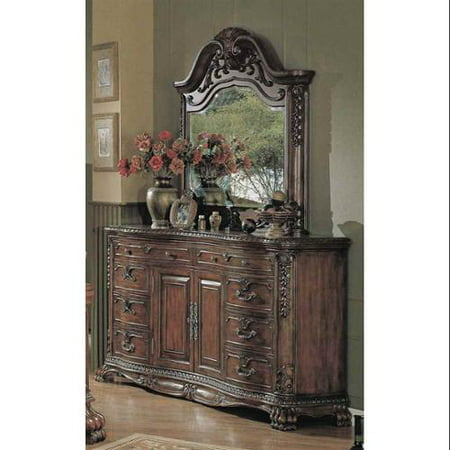 Convenient Yuan Tai Kelsey Dresser Mirror Recommended Item