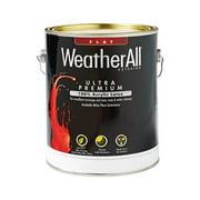1 gallon exterior paint - Weatherall ultra premium exterior paint ...