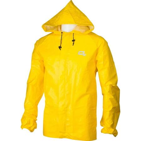 Zephyr Europa Series Hoods - O2 Element Series Hooded Rain Jacket w/Pockets