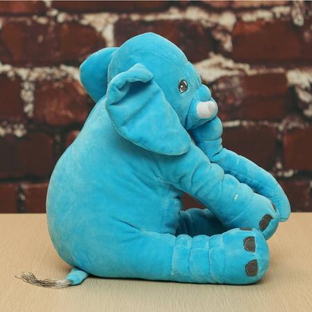 12 Quot X 10 Quot Baby Children Soft Plush Elephant Sleep Pillow