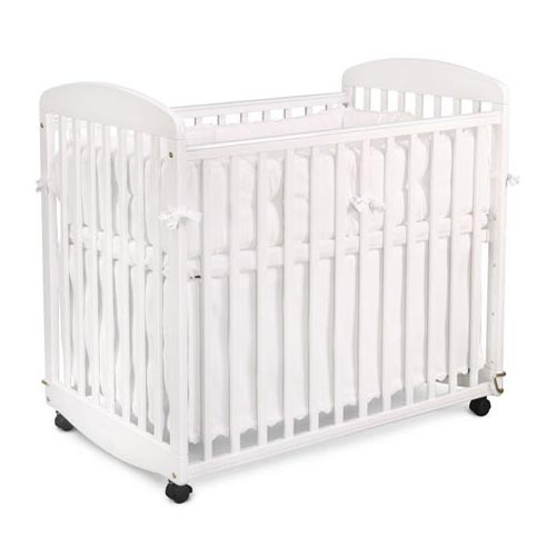 DaVinci Alpha Mini Rocking Crib, Choose Your Finish