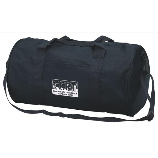 Superbagline QSB22 Black Roll Bag - Pack of 25