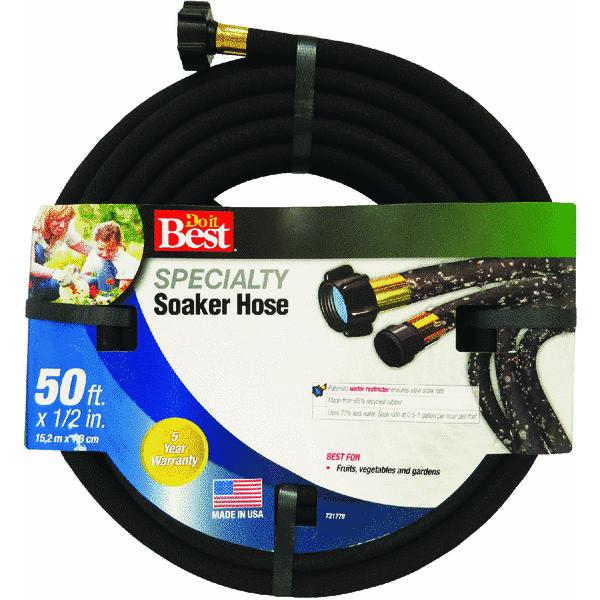 Swan House SNUER12050 1/2 in x 50' Soaker Hose