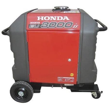 - Reliance Swivel Wheel Kit for Honda EU3000is Generator, Model# HWK3001