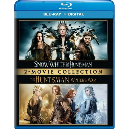 Snow White And The Huntsman The Huntsman  Winters War 2 Moviecollection  Blu Ray   Digital Copy