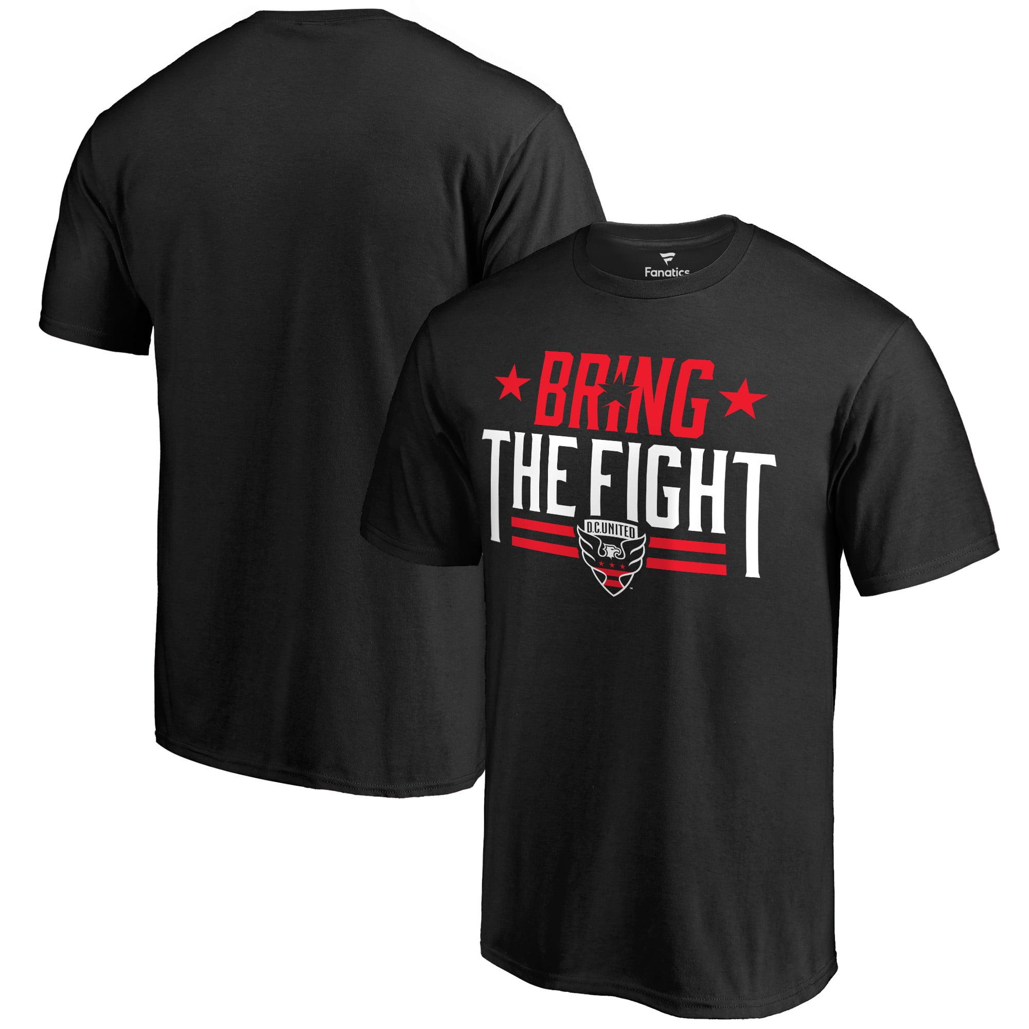 D.C. United Bring The Fight T-Shirt - Black