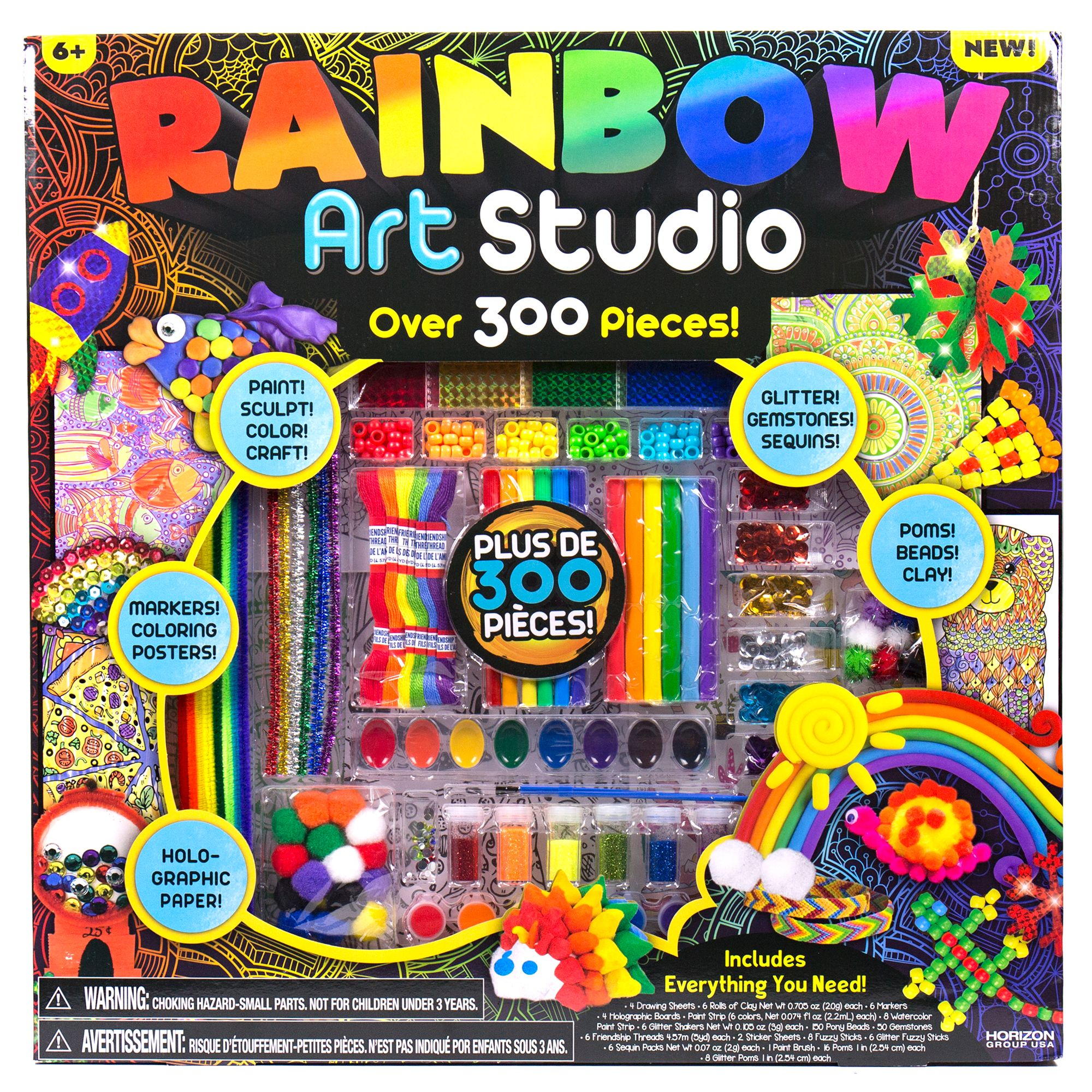 Rainbow Art Studio by Horizon Group USA