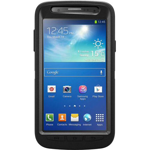 OtterBox Active Defender Carrying Case with Holster for Samsung Galaxy S4
