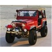 Xenon 8305 Jeep Wrangler All Models 1997 - 2006 Front Bumper Cover