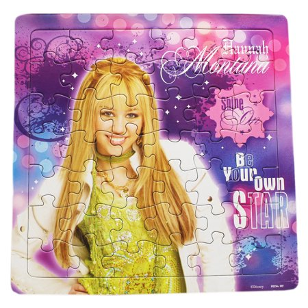 Disney's Hannah Montana Be Your Own Star Puzzle (42pc)