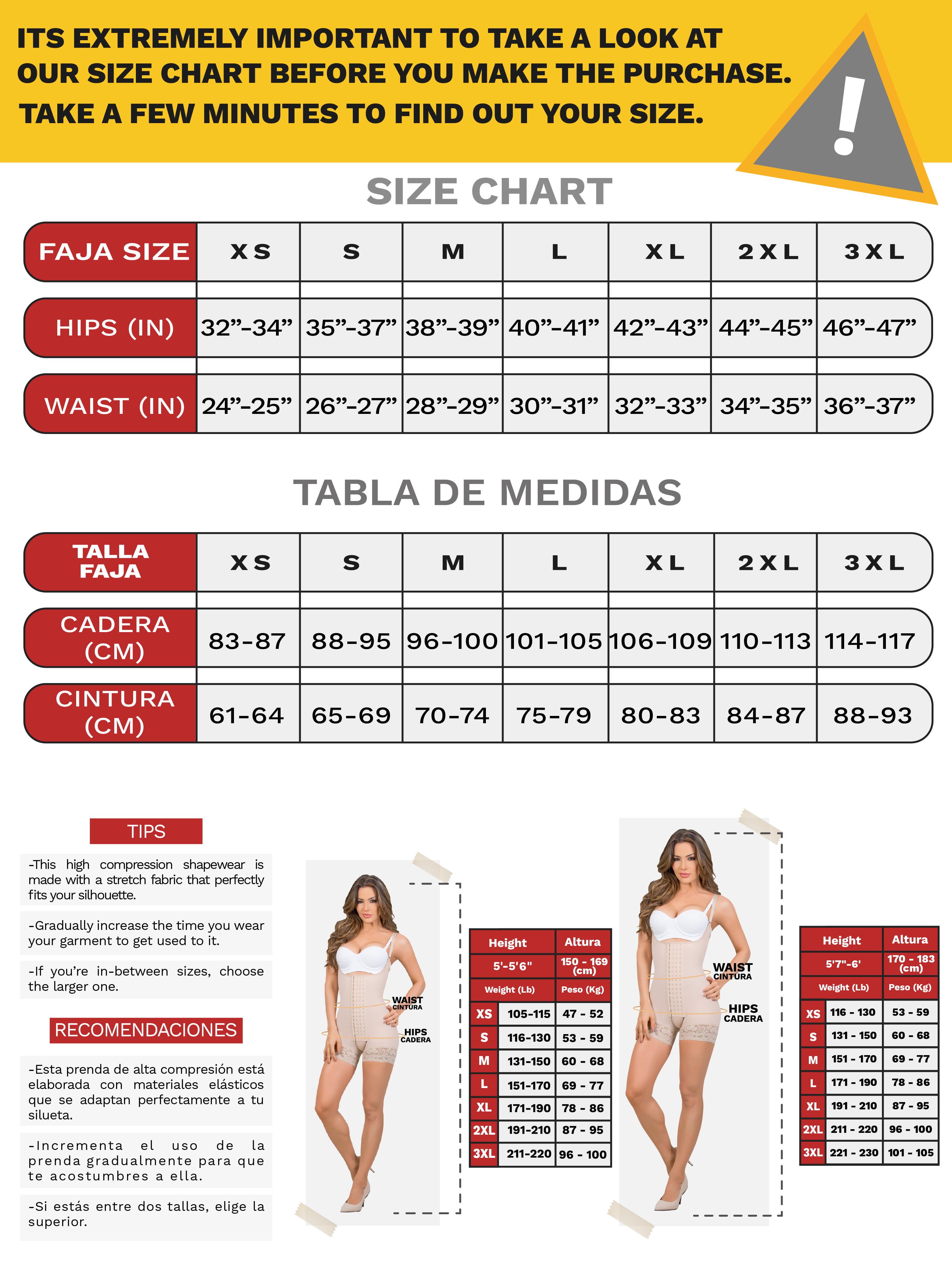 Colombianas Fajas MariaE Shapewear Butt Lifter Postpartum Lipo Tummy Compression