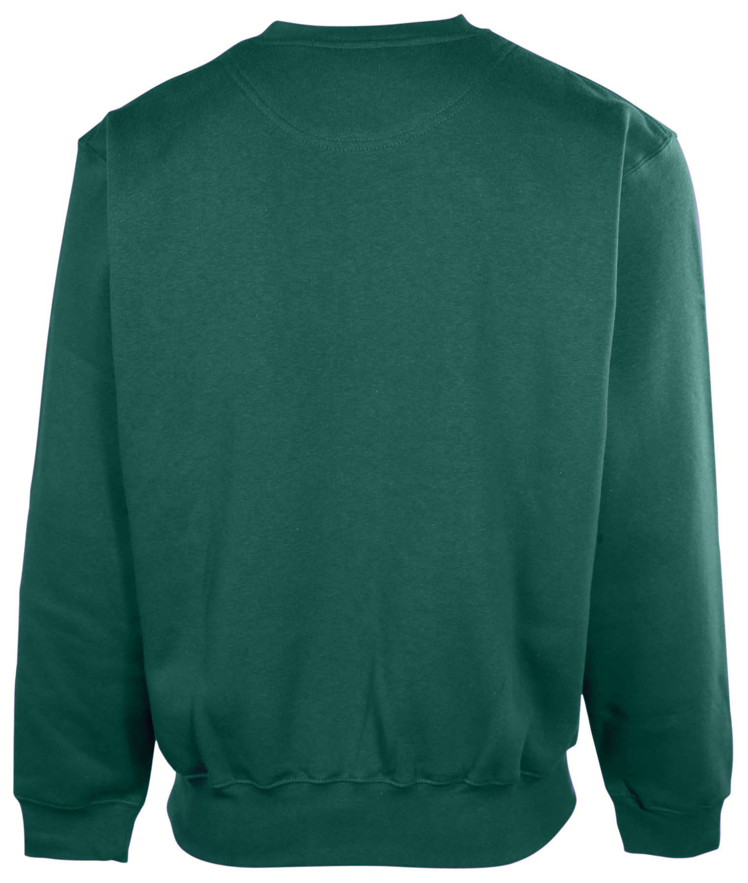 Nike Men's Team Crew Neck Fleece Pullover Sweatshirt - Walmart.com