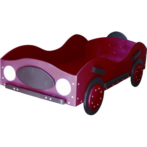Just Kids Stuff New Style- Race Toddler Car Bed