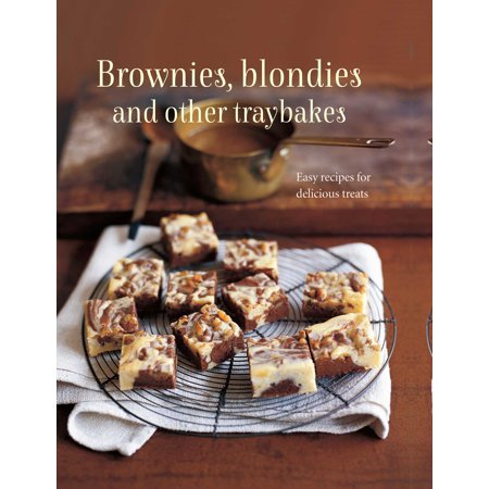 Brownies, Blondies and Other Traybakes : Easy recipes for delicious - Easy Halloween Brownies