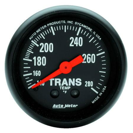 C3 C4 C5 C6 C7 Corvette 1968-2014+ Autometer 2-1/16 inch Transmission Temperature