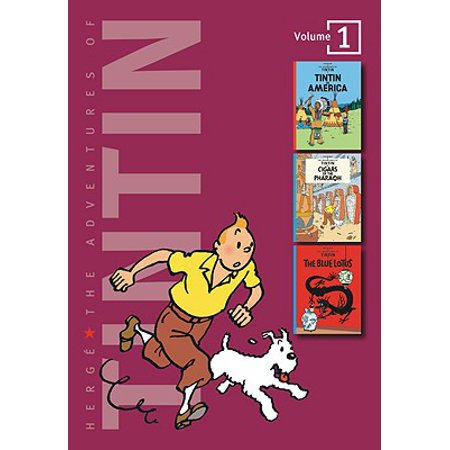 The Adventures of Tintin: Volume 1 ()