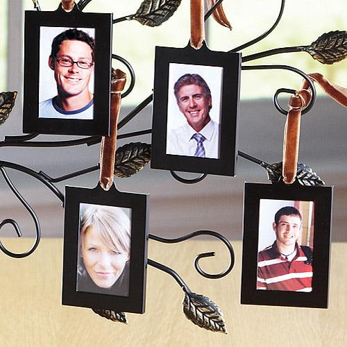 Family Tree Sculpture Frames, Set of 4