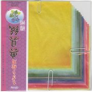 "Origami Paper 5.875"" x 5.875"", 16pk, Tengushi"