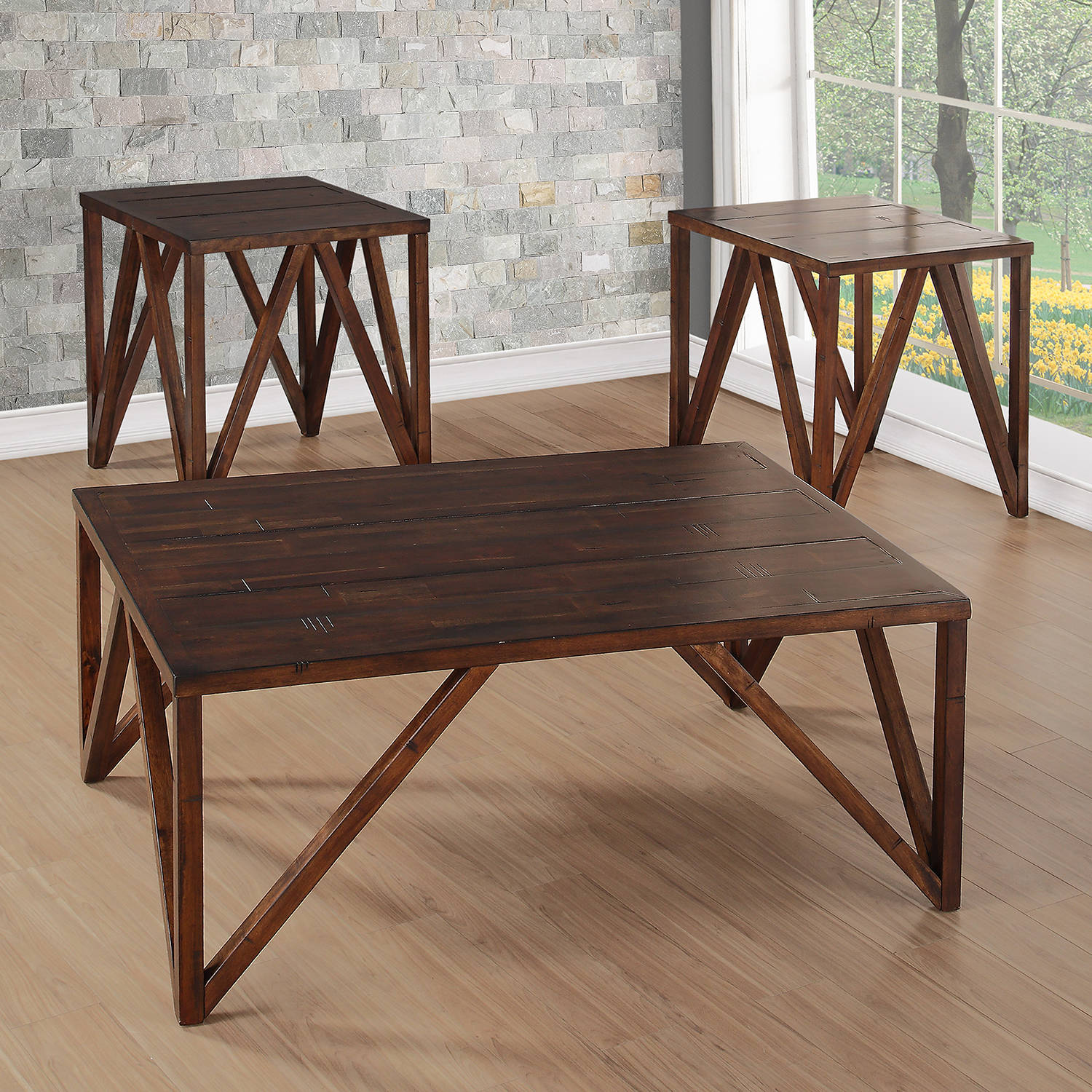 Bali coffee table brown walmart geotapseo Image collections