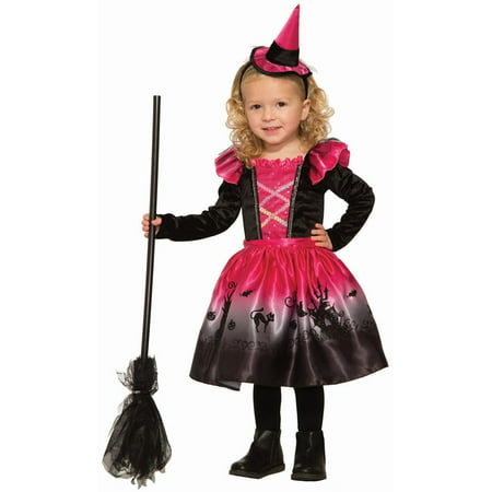 Halloween Deluxe Spooky Witch Infant/Toddler Costume